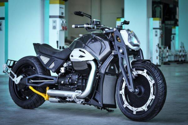 ночные волки свой мотоцикл porsche