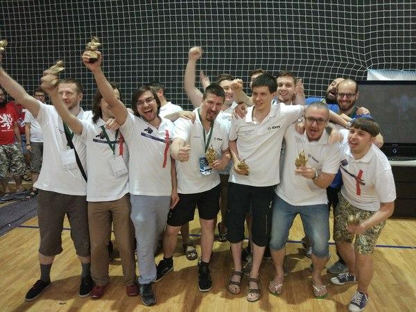 Сборная России заняла первое место на ETC (Командном чемпионате Европы) по Warhammer 40000 Warhammer 40k, European Team Championship, wh news