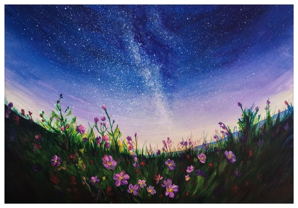 Звёздное небо и космос в картинках - Страница 4 1502179827162751046
