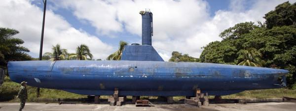Нарко-субмарины — подводные лодки колумбийских картелей. не мое, отвратительно, Картель, наркокартель, Копипаста, длиннопост