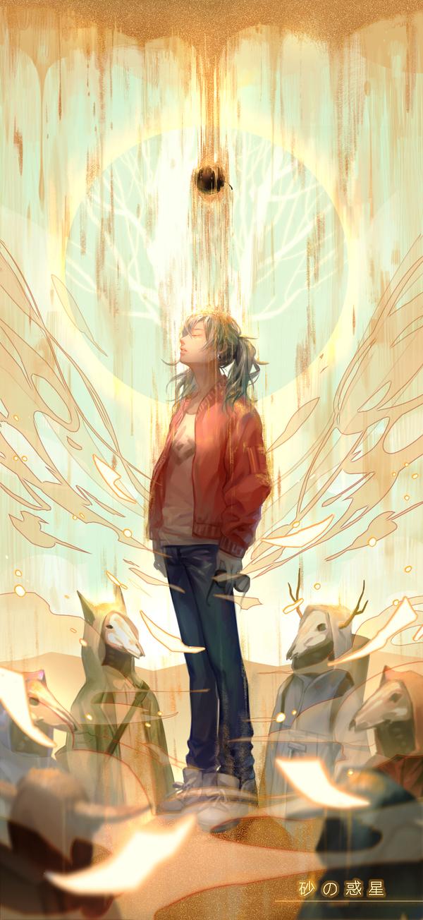 Hatsune Miku Anime Art, аниме, vocaloid, Hatsune Miku