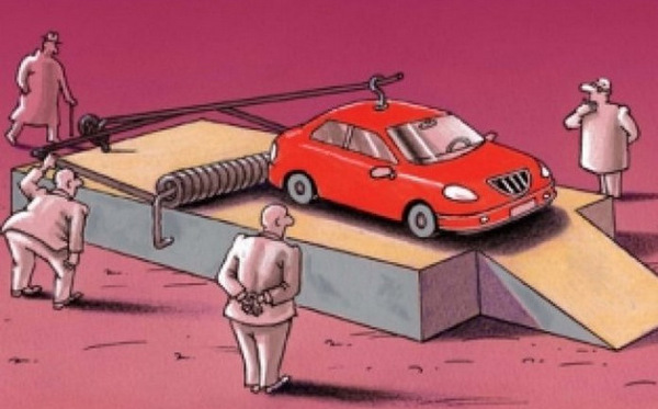 Перекуп в большом городе. Часть 3. Обращение к автосалонам. длиннопост, продажа авто, покупка авто, перекупы, авторские истории