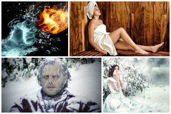 Мод на чувствительность к жаре и к холоду майнкрафт