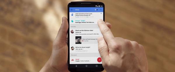 Как я почтовый клиент для Android выбирал android, технологии, длиннопост