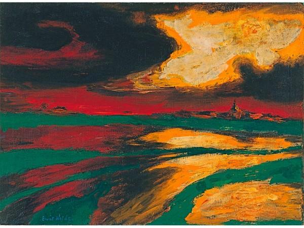 Эмиль Нольде, тру художник, экспрессионист, сочувствовал нацистам при Гитлере, Искусство, профанация, мат, длиннопост