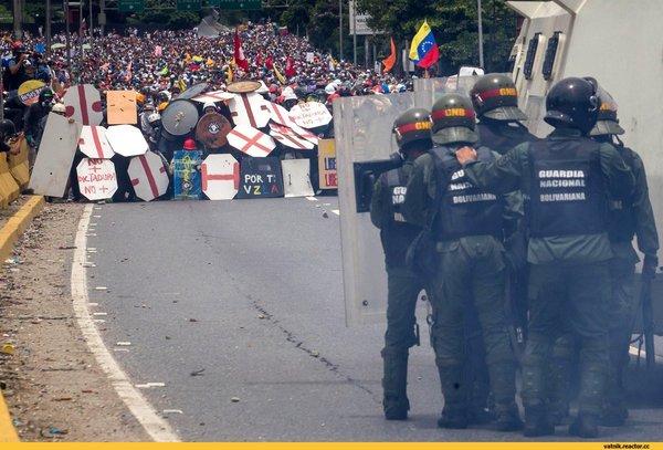 Когда победит майдан в Москве? Россия, Венесуэла, майдан, длиннопост, текст, политика, не мое