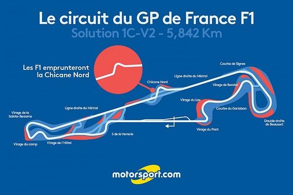 В следующем году в календарь Формулы-1 вернётся Поль-Рикар. Конфигурацию трассы нам напомнит Лукас ди Грасси (first person video). авто, автоспорт, спорт, формула 1, трасса, Франция, Тест, Видео