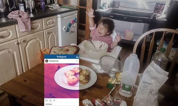 Идеальные фото в сети - что скрывается за красивыми кадрами психология, фотография, instagram, иллюзия, мифы и реальность, родители, длиннопост