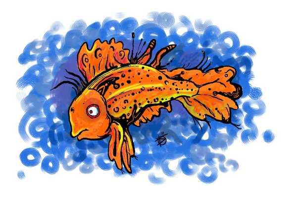 Жирный рыб