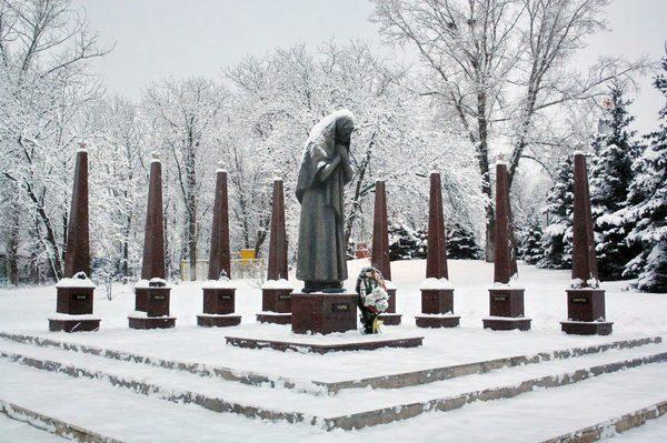 Задонск, Липецкая область фотография, Чтобы помнили, Великая Отечественная война