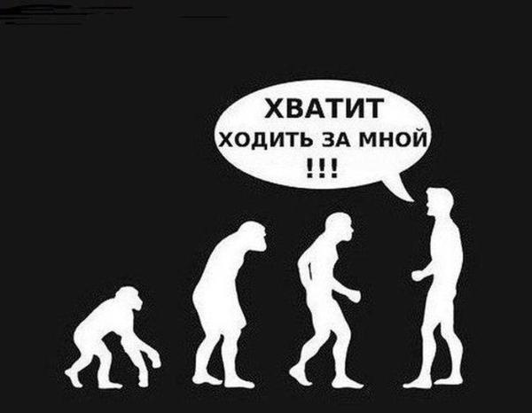 Эволюция лжи в теории эволюции длиннопост, текст, Эволюция, эволюция человека, теория эволюции, обман и подлог, Дарвин, теория Дарвина