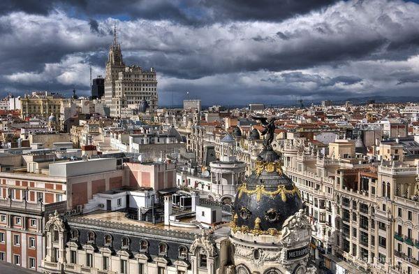Сложно ли быть мигрантом и жить в Мадриде Мадрид, Как живёт город, Мигранты, Испанцы, Мат, Политика, Длиннопост