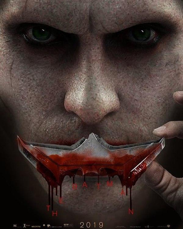 Фанатский постер сольника Бэтмена. dc, комиксы, Фильмы, арт, постер, фанатский постер, бэтмен, джокер
