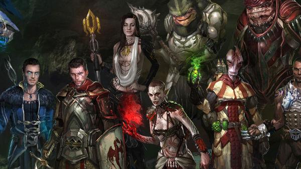 [Лучшее RPG] или У кого ролевухи получаются лучше RPG, ПК, Игры, dragon age, mass effect, Fallout, bethesda, The Elder Scrolls