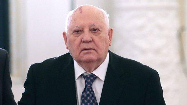 Горбачев призвал Россию прогнуться под Запад «пока не поздно» политика, Горбачев, Россия, Запад, СССР, предательство