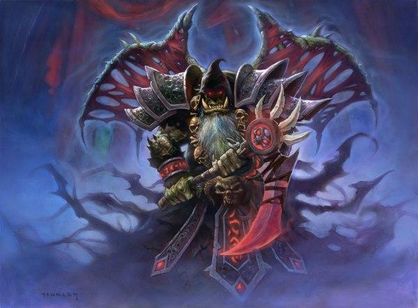Арты рыцарей ледяного трона, они уже вступили в бой, спеши и ты попробовать новую мету. Hearthstone, RumaStud, blizzard, арт, Knightsofthefrozenthrone, FrozenThrone, Warcraft, длиннопост