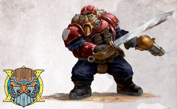 Kharadron Overlords Warhammer: Age of Sigmar, warhammer, Kharadron Overlords, Wh art, длиннопост