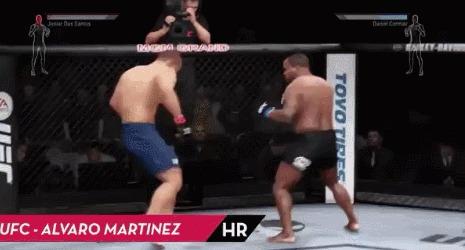 Бои в UFC еще жестче, чем я думал