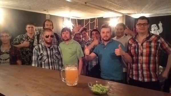 Пиво сварено, нужны дегустаторы - отчет! халява, пятничное, пивоварня