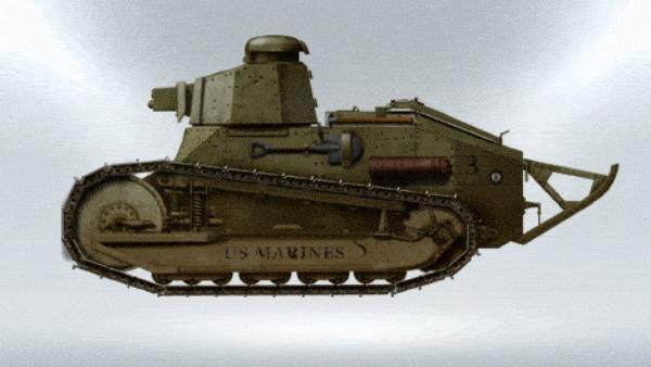 Эволюция американских танков за 100 лет