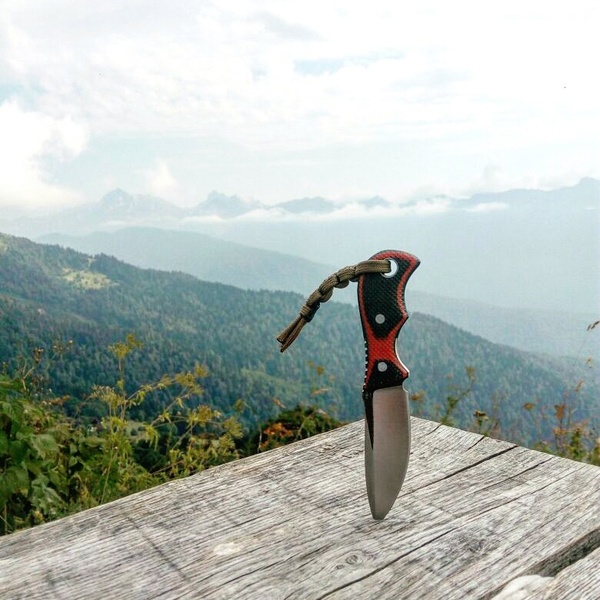 Красная поляна горы, Красная Поляна, нож, длиннопост