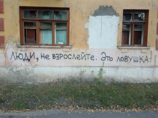 Стена плохого не скажет