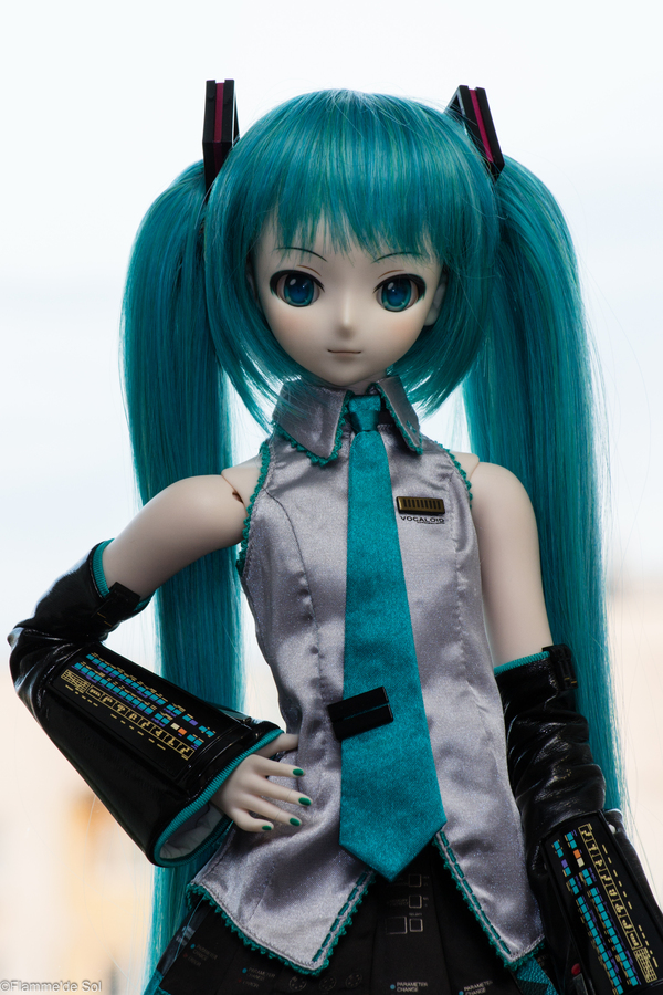 "DollfieDream - ""новая"" прическа Мику DollfieDream, фотография, Кукла, хобби, аниме, фигурка, Hatsune Miku, kirika towa alma, длиннопост"
