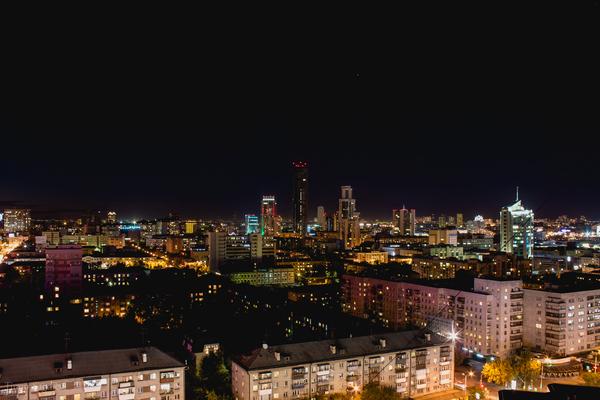 Екатеринбург Екатеринбург, Город, фотография, ночь, длиннопост
