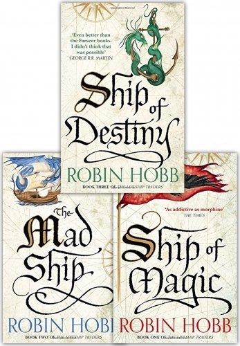 Куплю книги - Робин Хобб книги, куплю книги, фэнтези