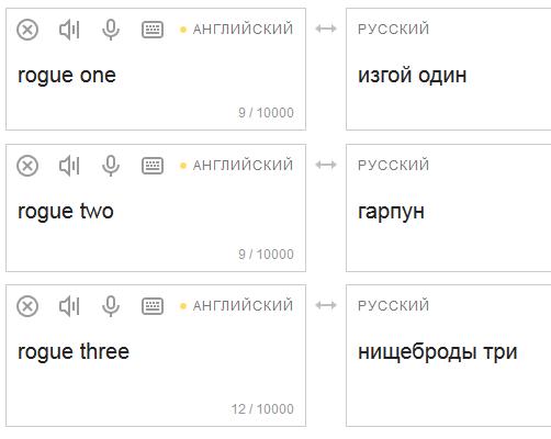 Тонкости перевода