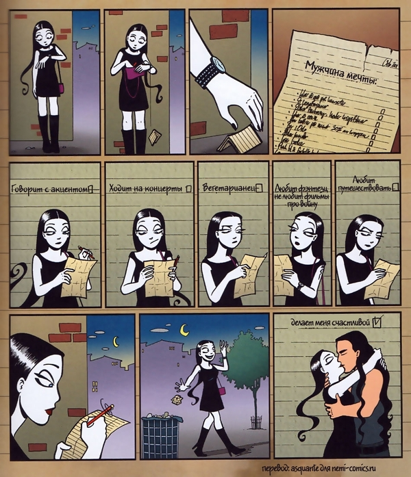 Большие комиксы 35159 фотография