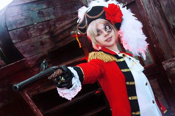 Hetalia cosplay Hetalia: Axis Power, hetalia cosplay, аниме, хеталия, uk cosplay, england cosplay, aph, пираты, длиннопост