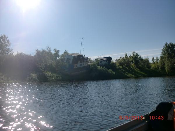 Обь Томская область природа России, рыбалка, длиннопост