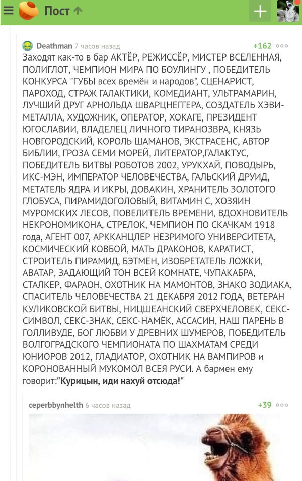 Шутка дня Скриншот, Курицын, Привет читающим тэги, Шутка, Длиннопост