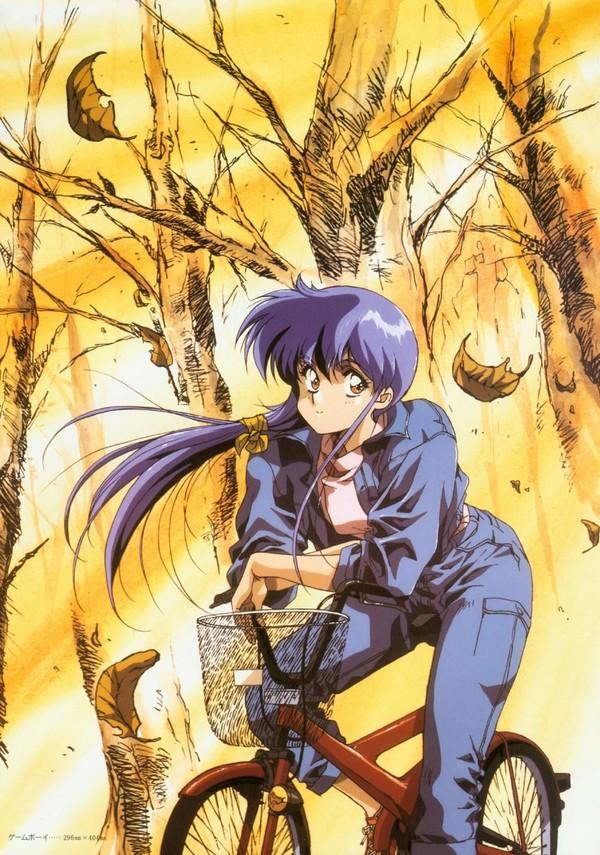 Автор: Satoshi Urushihara urushihara satoshi, Anime Art, Anime Original, длиннопост