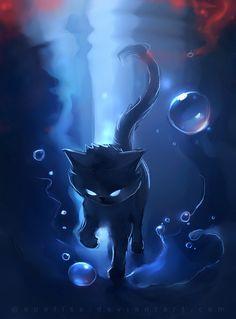 Моя волшебная кошачья жизнь. Глава 4 Рассказ, кот, магия, авторский рассказ, длиннопост