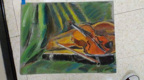 Один из старых рисунков