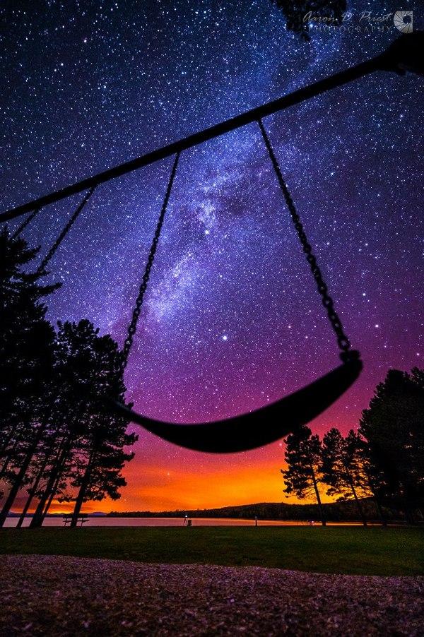 Звёздное небо и космос в картинках - Страница 4 1502662472199313280