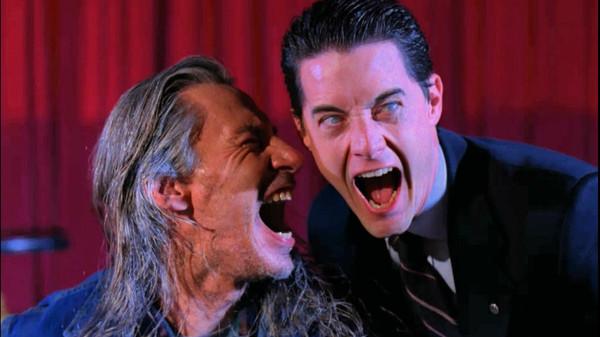 Боб / Bob  [  Twin Peaks  ] сериалы, Твин Пикс, зло, агент, Купер, дейл купер, Кайл Маклахлен