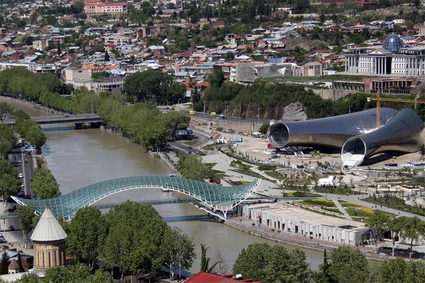 Грузия, взгляд на устройство со стороны. Тбилиси, впечатления, длиннопост, Грузия
