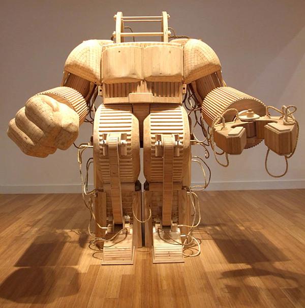 Деревянные технологии ремесло, резьба по дереву, скульптура, длиннопост
