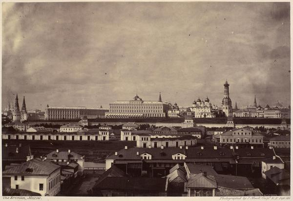 Москва: десяток фотографий аж из 1856 года москва, фотография, старое фото, длиннопост