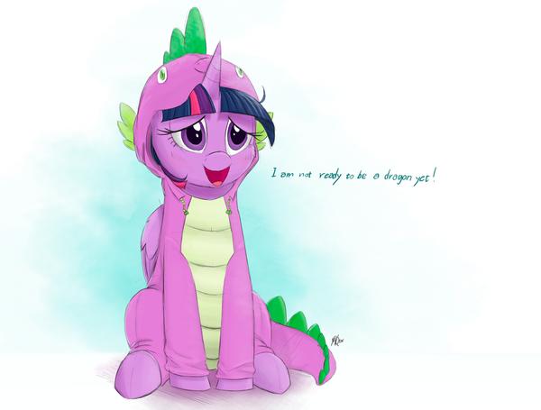 Dragon Twi My Little Pony, ponyart, Twilight Sparkle, j24262756