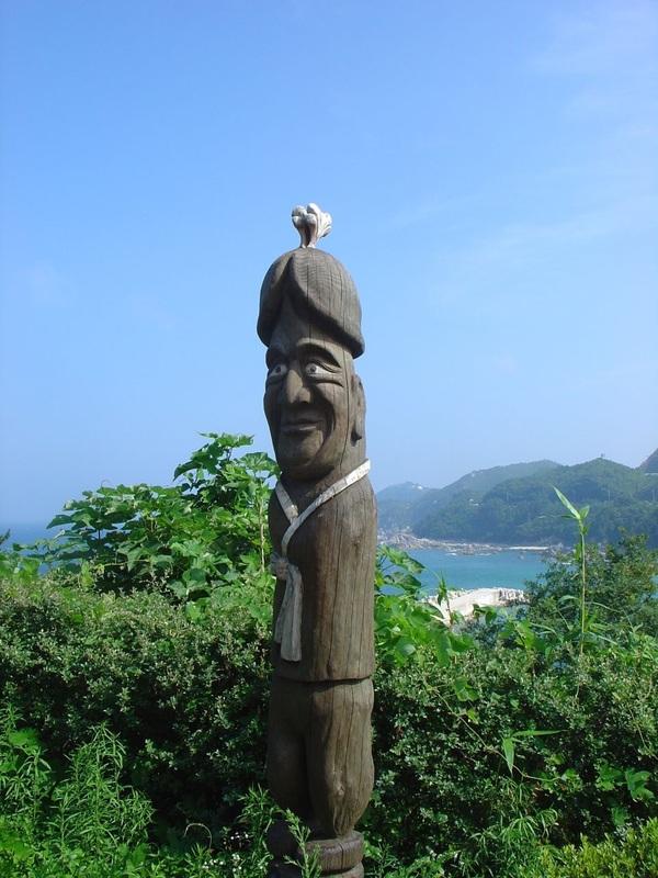 Пеннис-Парк в Южной Корее Скульптура, Член, Парк, Длиннопост