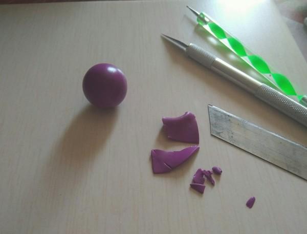 Малыш зерглинг Zergling, carbotanimations, handmade, полимерная глина, starcraft, длиннопост, рукоделие с процессом