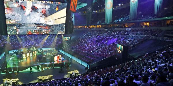 ИИ от Илона Маска превзошел лучших игроков в Dota 2. искусственный интеллект, Компьютерные игры, программирование, программист, компьютер, Dota 2, соревнования