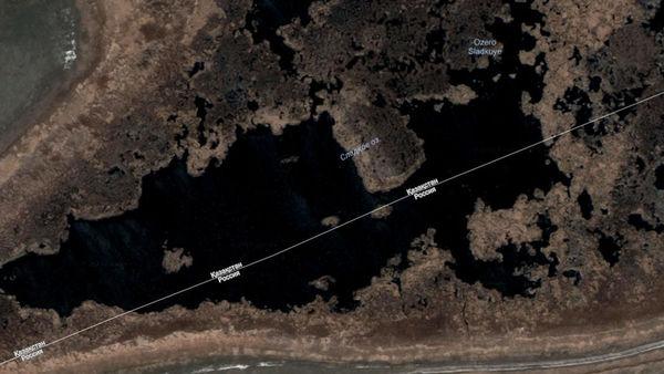 Казахстан отрицает передачу всего озера Сладкое Политика, Россия, Казахстан, граница, опровержение