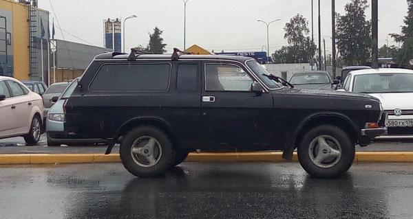 Volga Bronco
