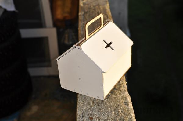 Сувенирная аптечка Изделия из дерева, Лазерная резка, Своими руками, Длиннопост
