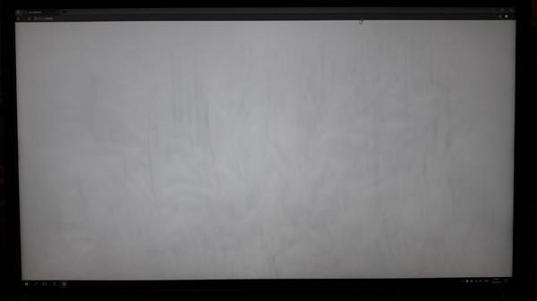 """Монитор Samsung 32"""" (S32D850T) странная неравномерность подсветки Монитор, Samsung, подсветка"""